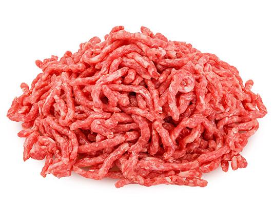 عکس گوشت قرمز چرخ کرده
