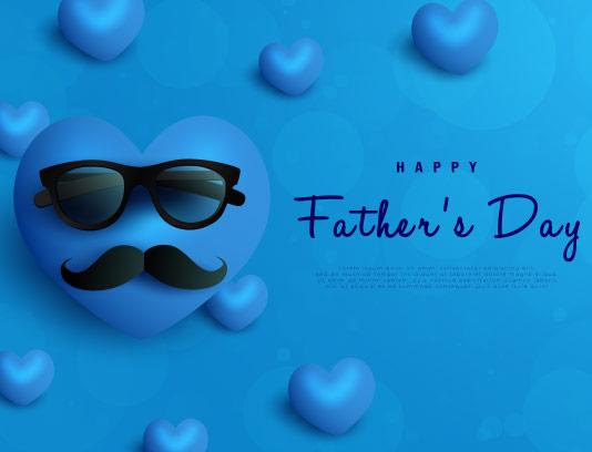 وکتور تبریک روز پدر