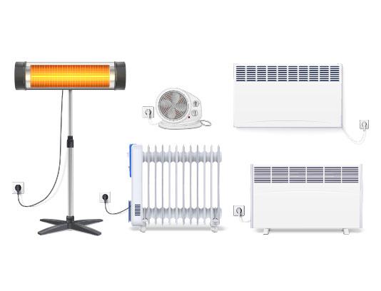 وکتور سیستم گرمایشی