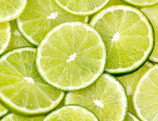 پترن و پس زمینه لیمو سبز