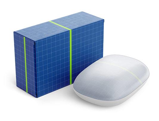 موکاپ بسته بندی صابون بهداشتی