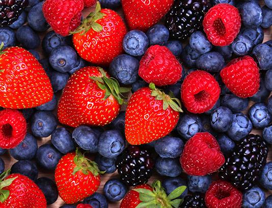 عکس میوه های تابستانی