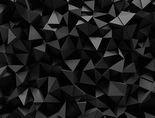 وکتور پس زمینه و بک گراند مثلث سه بعدی