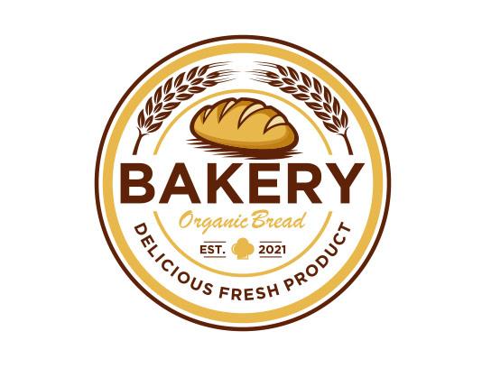 وکتور لوگوی نانوایی با کیفیت