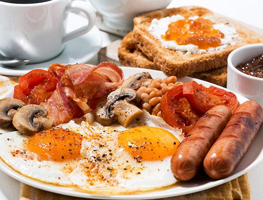 عکس ست صبحانه با کیفیت