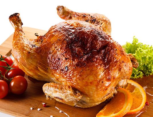 عکس مرغ بریان با کیفیت