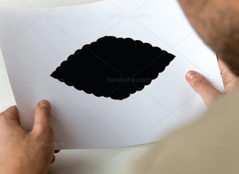 وکتور کادر اسلیمی