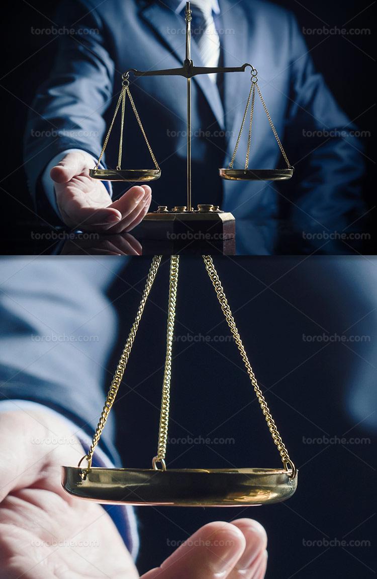 عکس وکیل مدافع با کیفیت