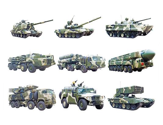 عکس ماشین های نظامی