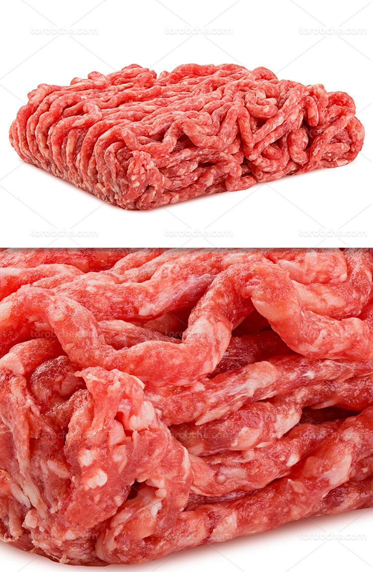 عکس گوشت چرخ کرده تازه با کیفیت