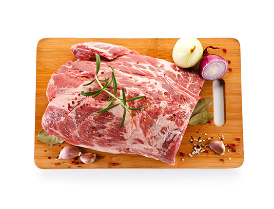 عکس گوشت گوساله با فلفل