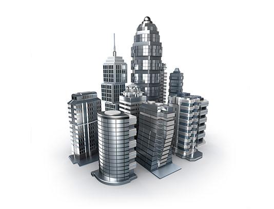 عکس برج و ساختمان