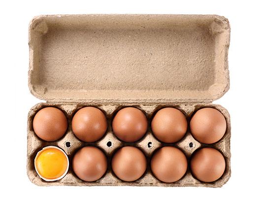 عکس جعبه تخم مرغ با کیفیت