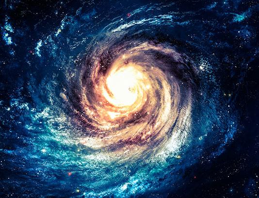 عکس کهکشان راه شیری