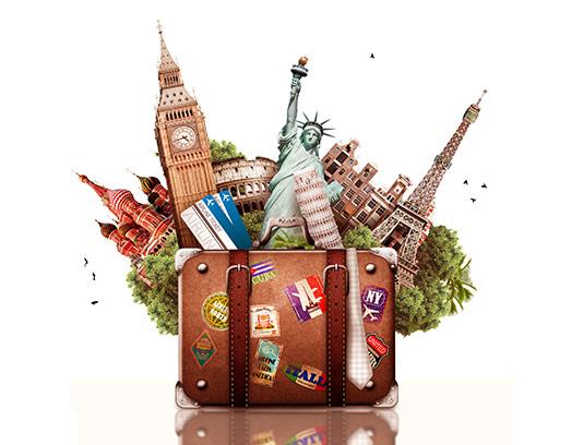 عکس سفر به دور دنیا
