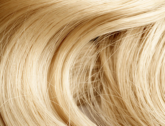 عکس موی زنانه بلوند