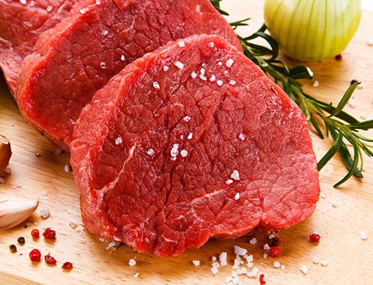 عکس بیف گوشت تازه