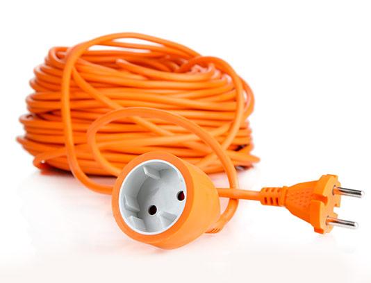 عکس سیم و کابل برق