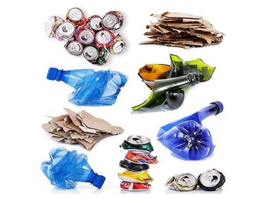 عکس ضایعات بازیافتی