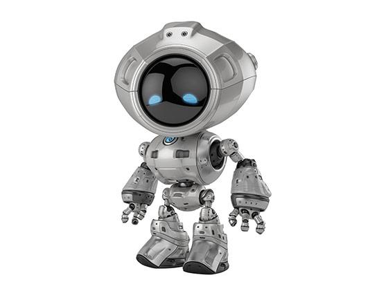 عکس ربات آهنی با کیفیت