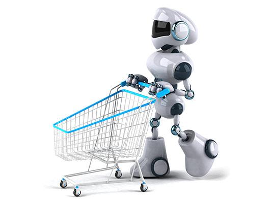 عکس با کیفیت ربات سه بعدی