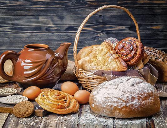 عکس انواع نان فانتزی
