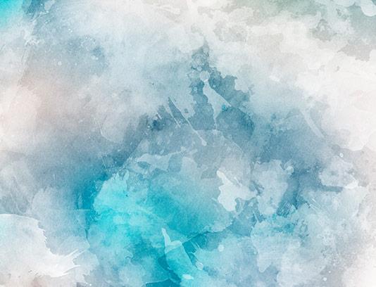 تکسچر آبرنگ آبی با کیفیت
