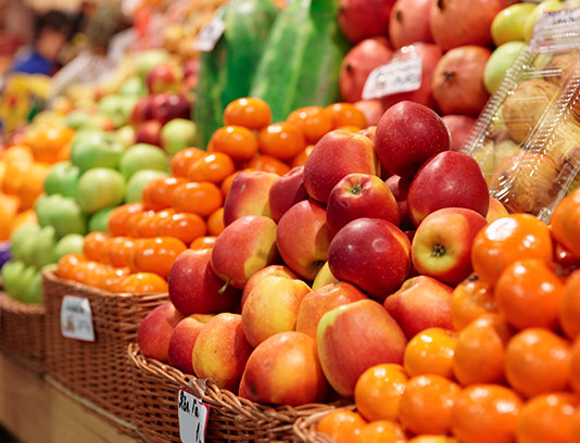 عکس میوه جات تازه با کیفیت