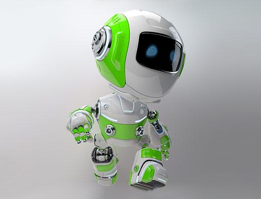 عکس ربات انسان نما