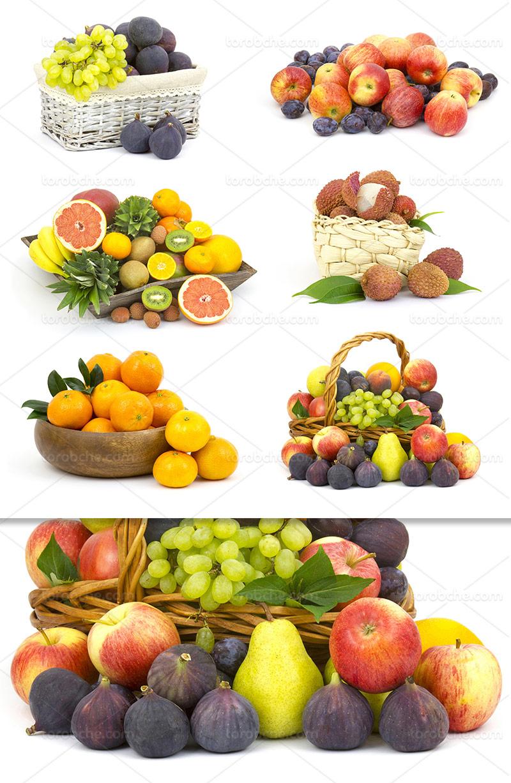 عکس میوه های تابستان