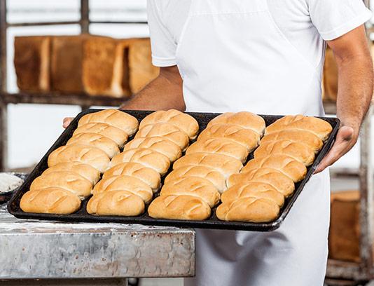 عکس با کیفیت نانوایی فانتزی