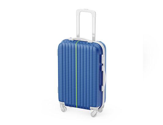 موکاپ چمدان لایه باز