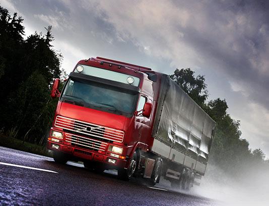 عکس کامیون با کیفیت
