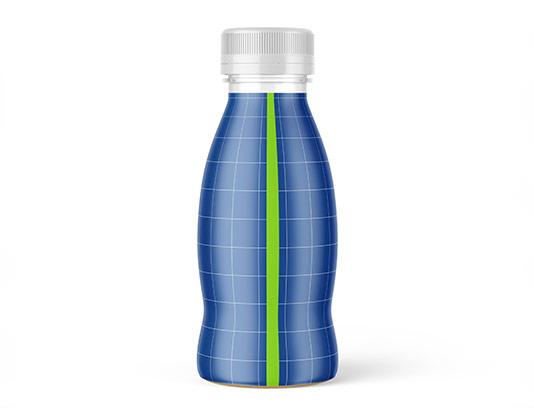 موکاپ بطری آب کوچک