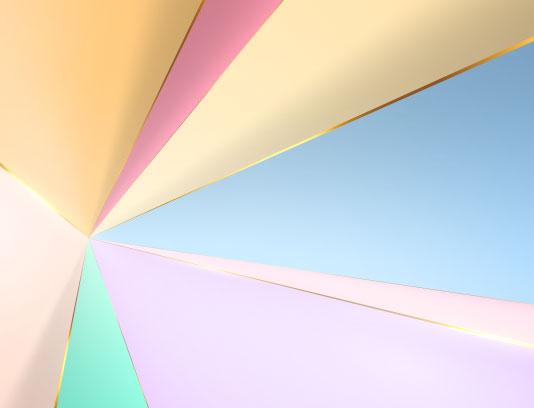 وکتور پس زمینه رنگارنگ انتزاعی