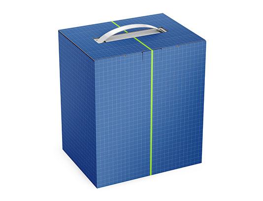 موکاپ جعبه بزرگ PSD