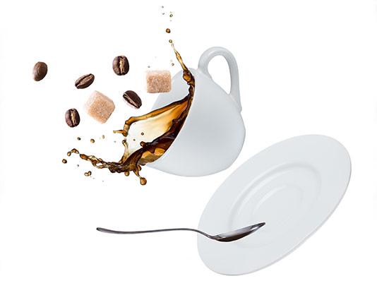 عکس فنجان قهوه با کیفیت