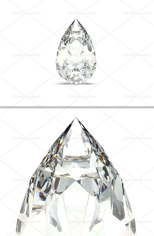 عکس الماس با کیفیت