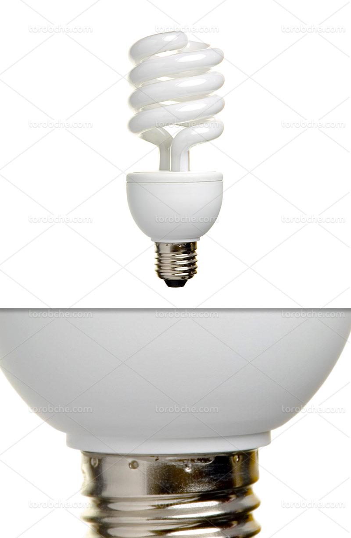 عکس لامپ مهتابی کم مصرف