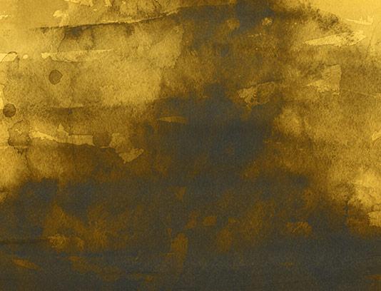 زمینه جوهر و آبرنگ طلایی