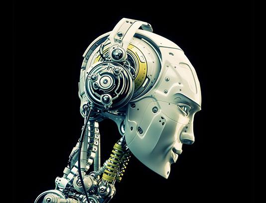 عکس با کیفیت ربات انسان نما