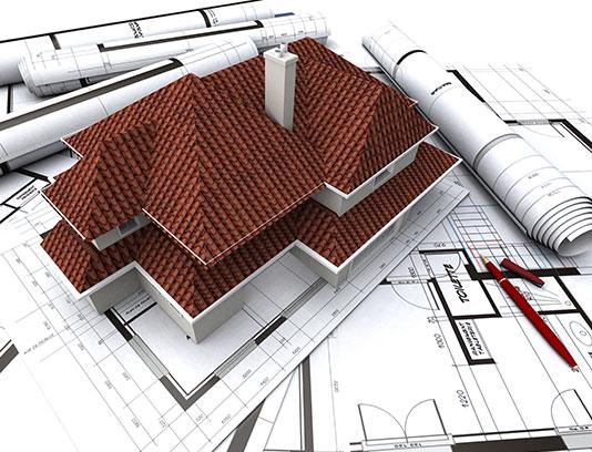عکس نقشه کشی و ساختمان سازی