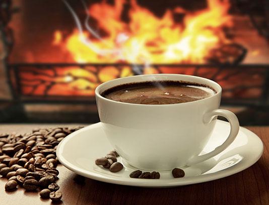 عکس قهوه داغ