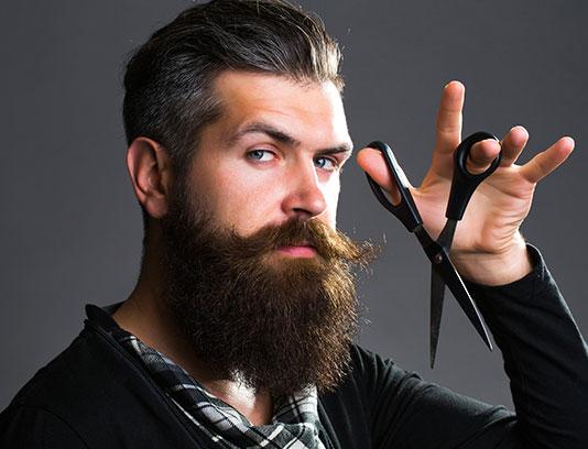 عکس آرایشگر مردانه