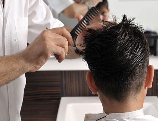 عکس آرایشگاه مردانه