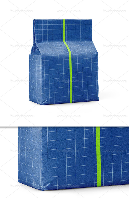 موکاپ کیسه کاغذی