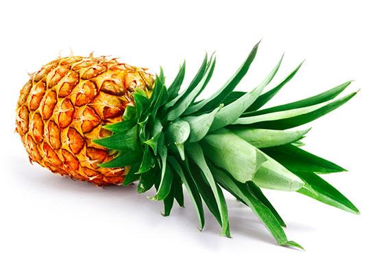 عکس با کیفیت آناناس تازه