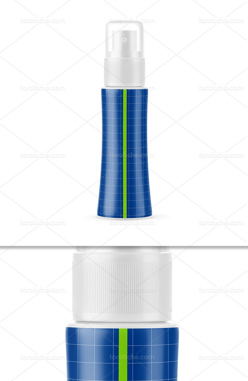 موکاپ بطری اسپری PSD