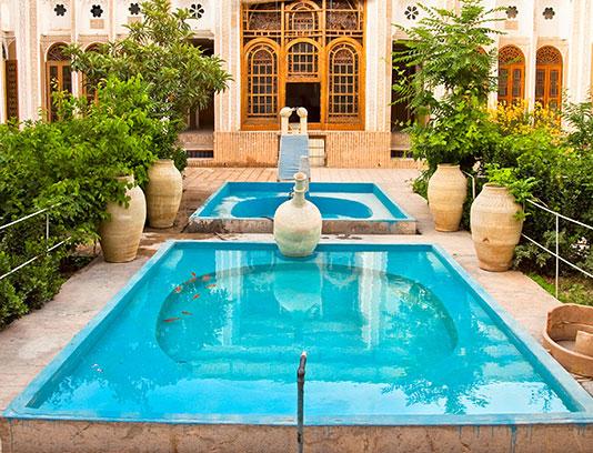 عکس موزه آب یزد