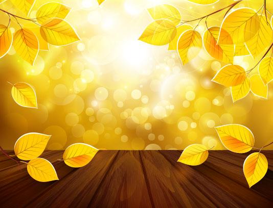 وکتور زمینه و بک گراند پاییزی
